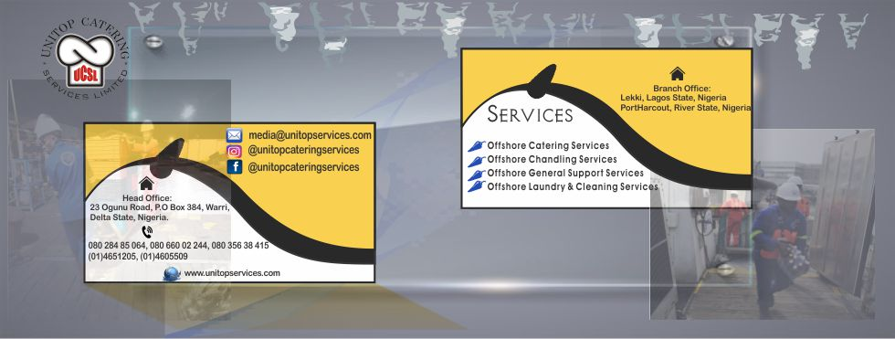 Unitop Catering Services Limited- Offshore / Onshore