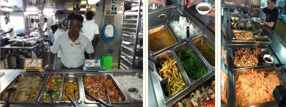 Offshore Catering